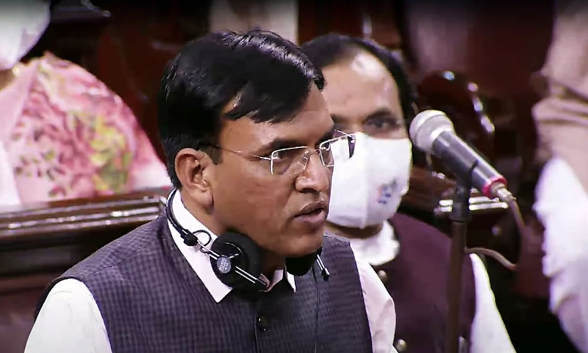 Not necessary to reduce vaccine quota of private hospitals: Union Health Minister Mansukh Mandaviya informs Parliament