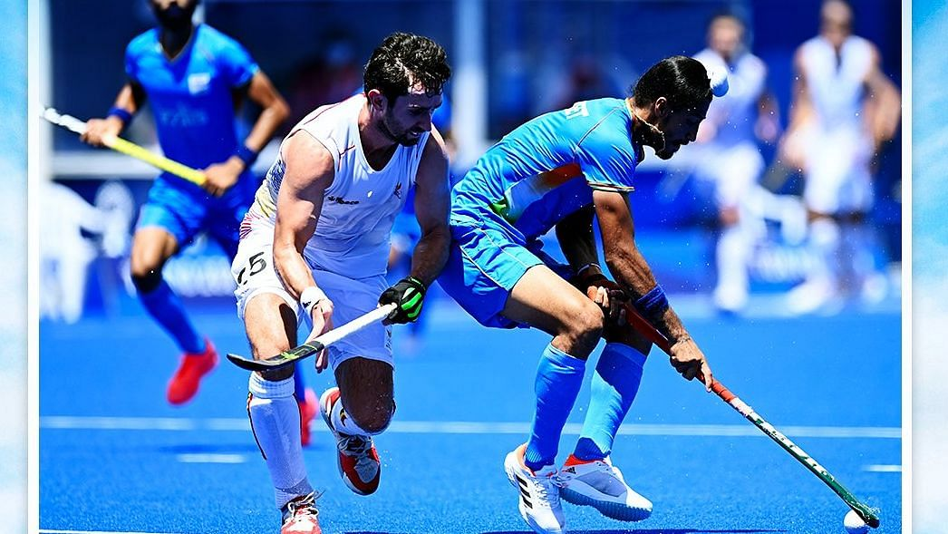 'Let's go for bronze': Netizens cheer for team as India loses men's hockey semi-finals of Tokyo Olympics
