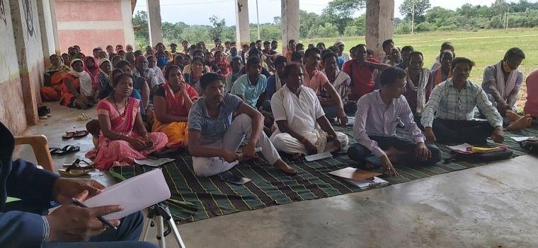Chhattisgarh: Tribal villagers opposing proposed steel plant hold BJP leader hostage in Jashpur