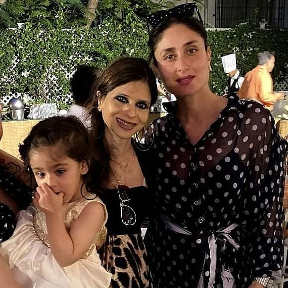 Kareena Kapoor finally reacts to sister-in-law Saba Ali Khan's post after being accused of ignoring her