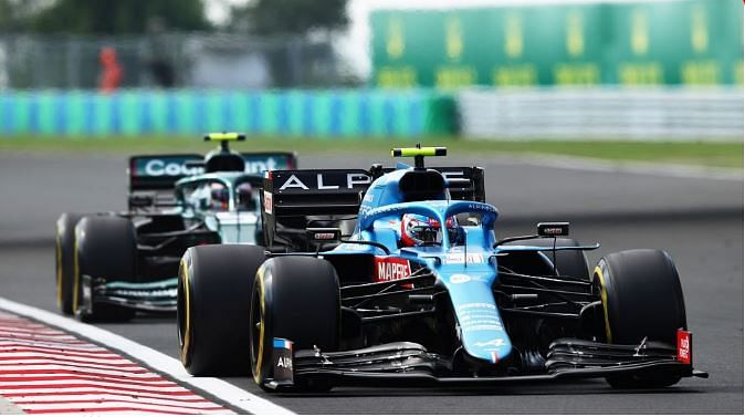 Ocon emerges surprise winner;  Overcomes Vettel to claim shock maiden victory in action-packed Hungarian Grand Prix