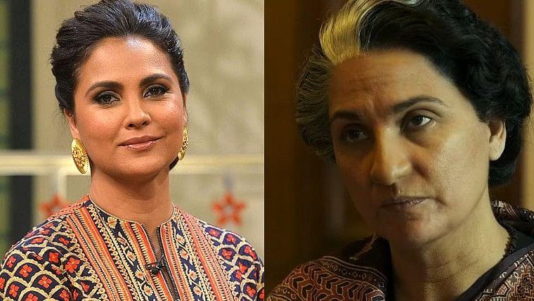 Lara Dutta is unrecognisable as Indira Gandhi in 'Bell Bottom' trailer; Twitter says 'make-up artist deserves national award'