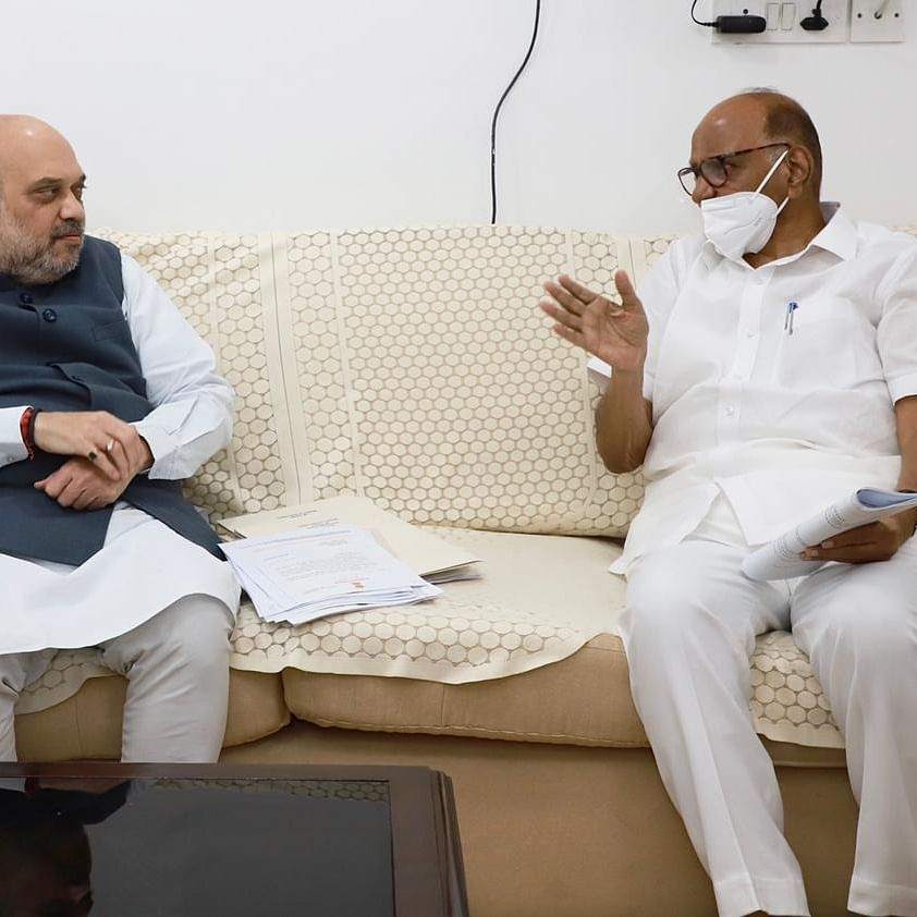 Sharad Pawar meets Amit Shah, seeks relief for problem-ridden cooperative sugar mills: All you need to know