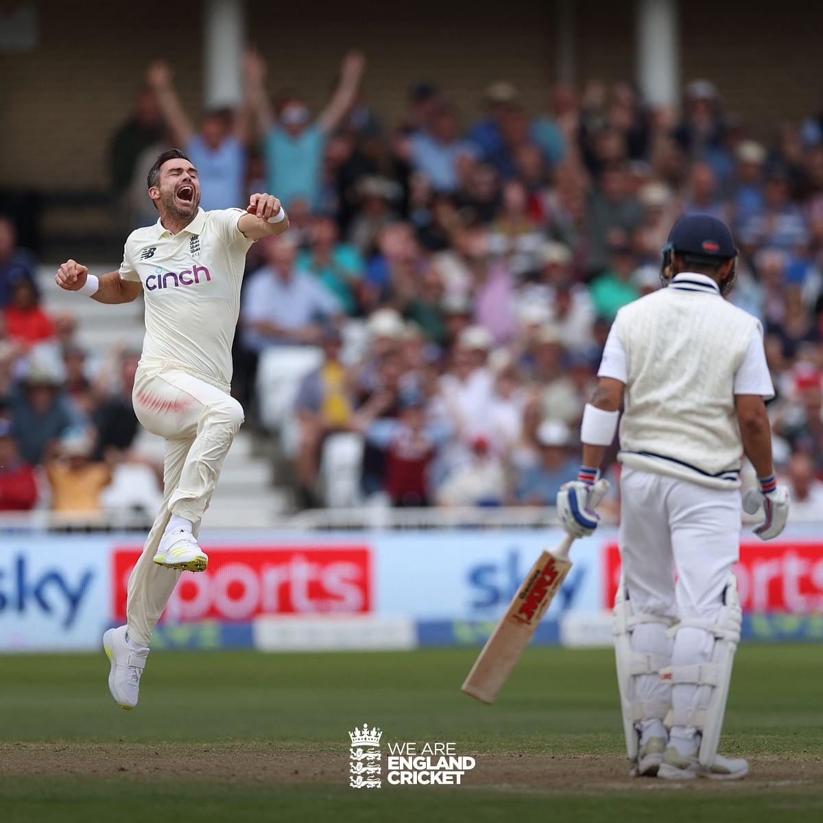 IND vs ENG, 1st Test: Virat Kohli records most golden ducks for Indian Test captains; watch video