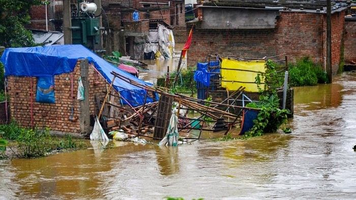 Two houses collapse in MP after heavy rain; six killed