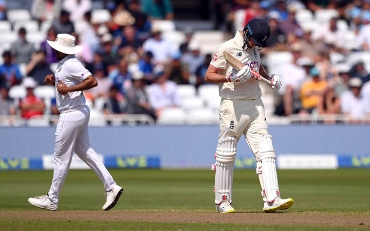 IND vs ENG, 1st Test, Day 1: England reach 138 for 4 against India at tea