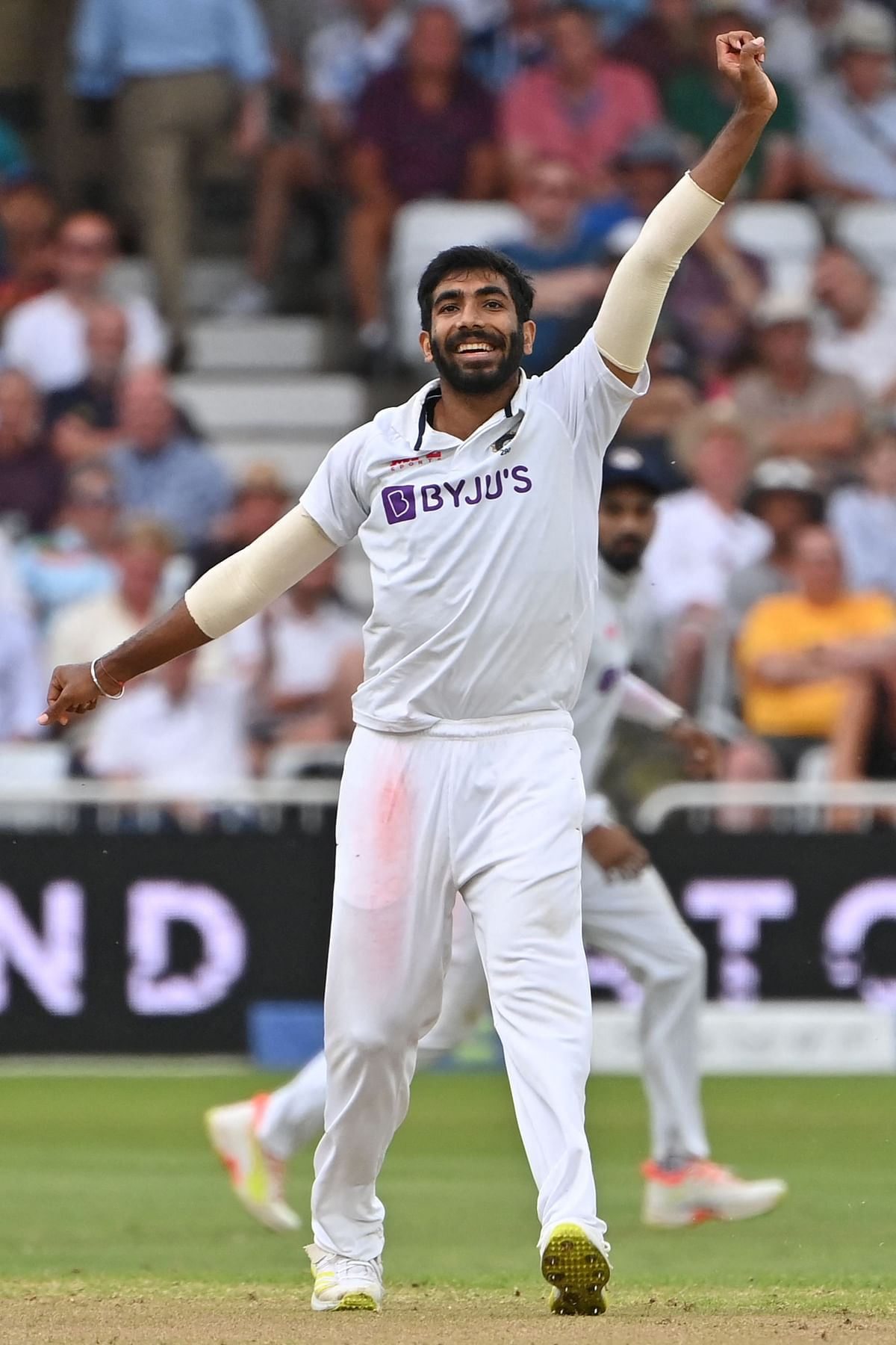 India vs England 1st Test: Jasprit leads Indians onslaught