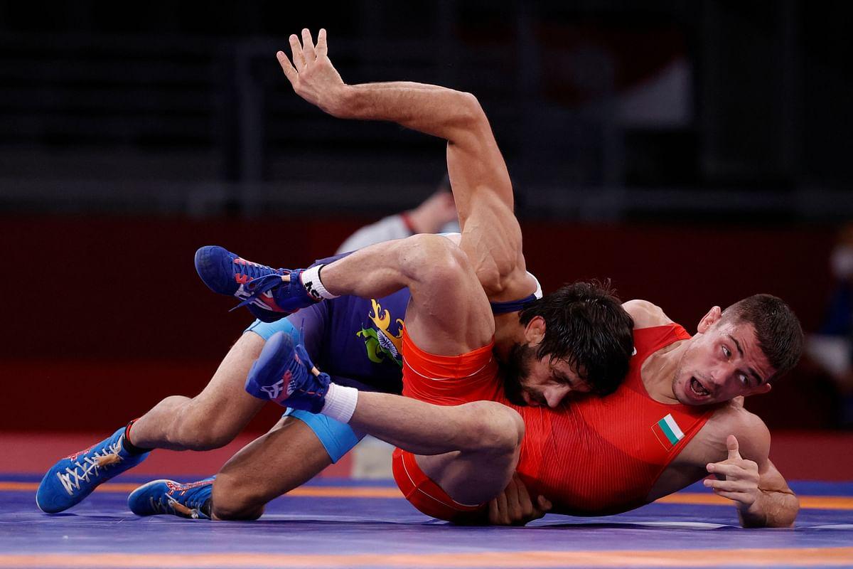 Wrestling, Olympics | Ravi Kumar Dahiya scripts historic comeback for gold medal match