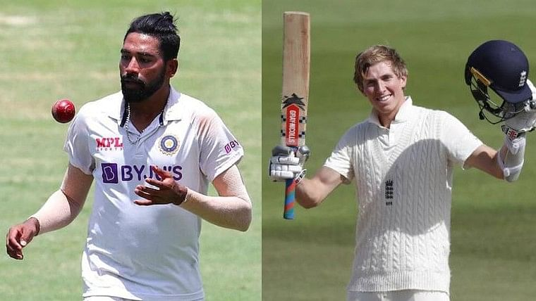 IND vs ENG: From Mohammed Siraj to Zak Crawley, youngsters to watch out for