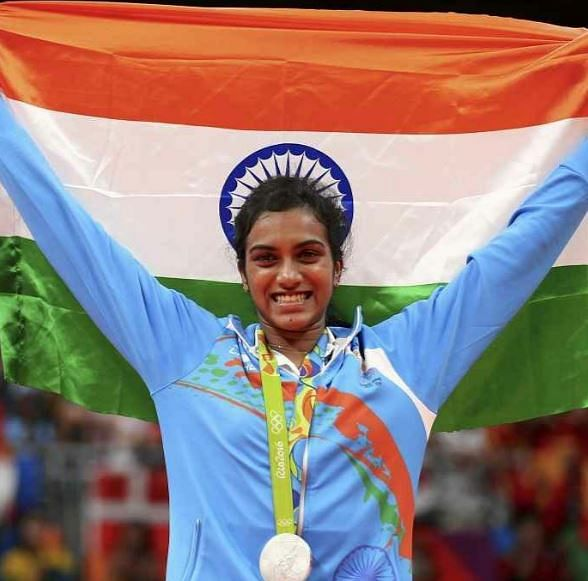 Sindhu scripts History; Becomes the first Indian woman to collect two medals at the Olympics