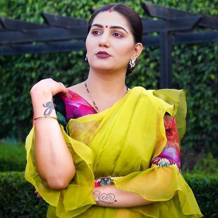 'Haven't got dresses from designers because…': 'BB11' fame Sapna Choudhary on facing bias in Hindi entertainment industry
