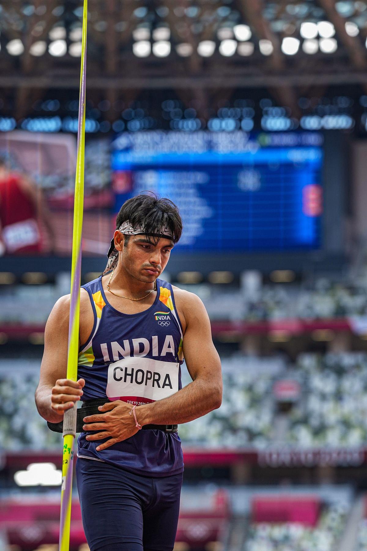 Neeraj raises medal hopes