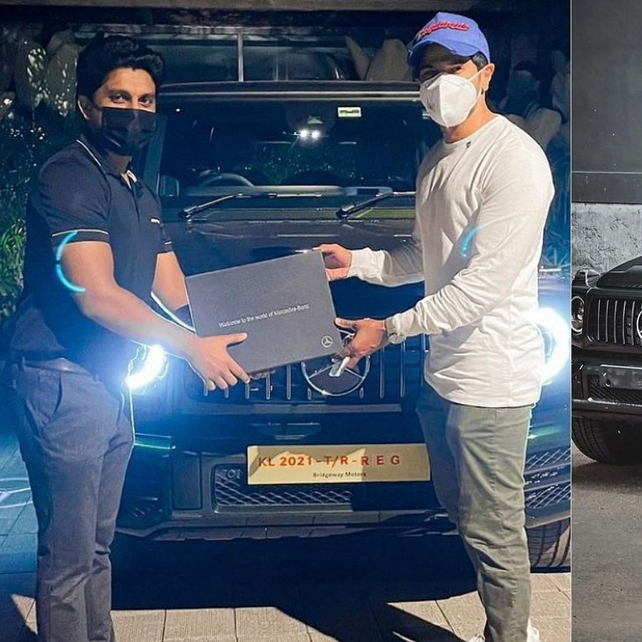 Dulquer Salmaan buys swanky new Mercedes AMG G63 worth Rs 2.45 crore; see photos
