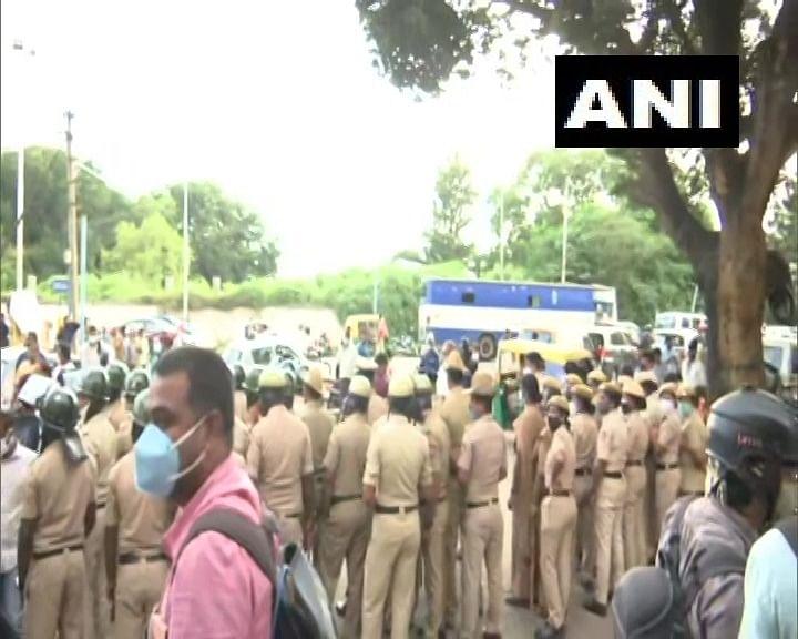 Karnataka: Protests erupt after Congo national dies in police custody