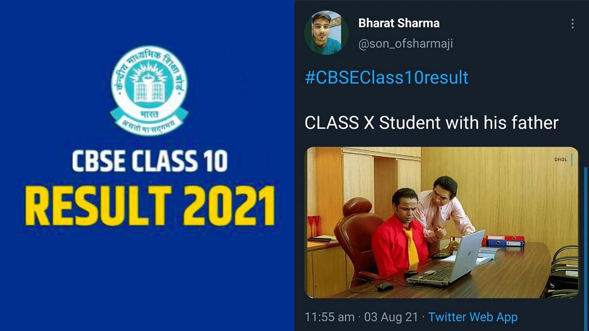CBSE Class X results out now; students celebrate with memes