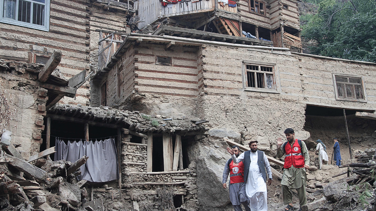 Afghanistan flood: Death toll rises to 113; lawmakers accuse Taliban of obstructing rescue operations