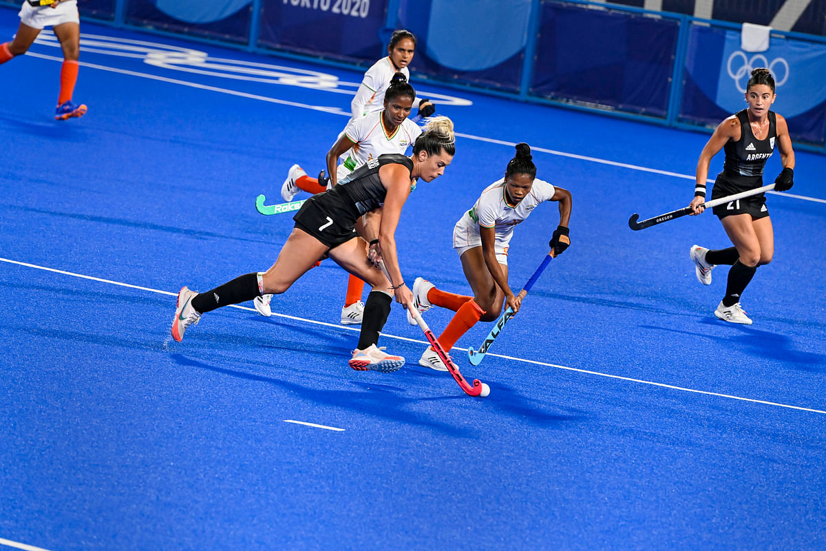 Tokyo Olympics 2020: India women lose 1-2 to Argentina in hockey semifinal; to fight for bronze now