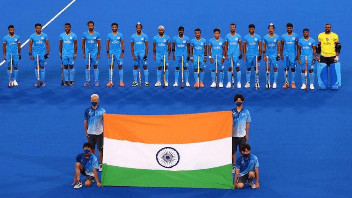 Tokyo Olympics 2020: India creates history with bronze in men's hockey; netizens thank #MenInBlue for making us proud