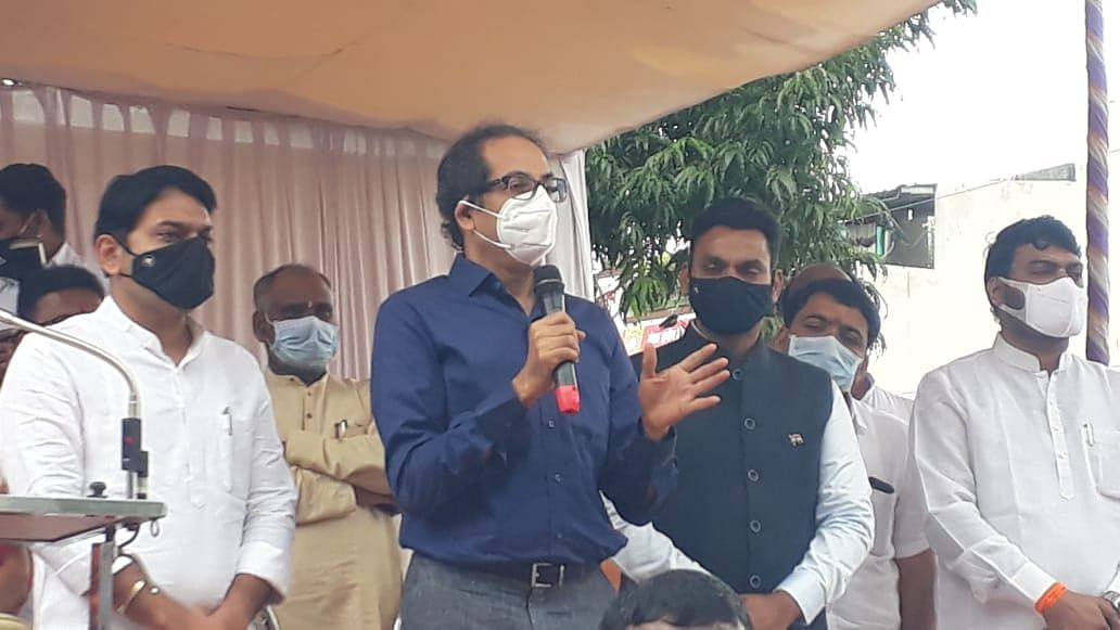 'No relief package but will provide all possible help': Maharashtra CM Uddhav Thackeray assures flood-hit Sangli - See Photos