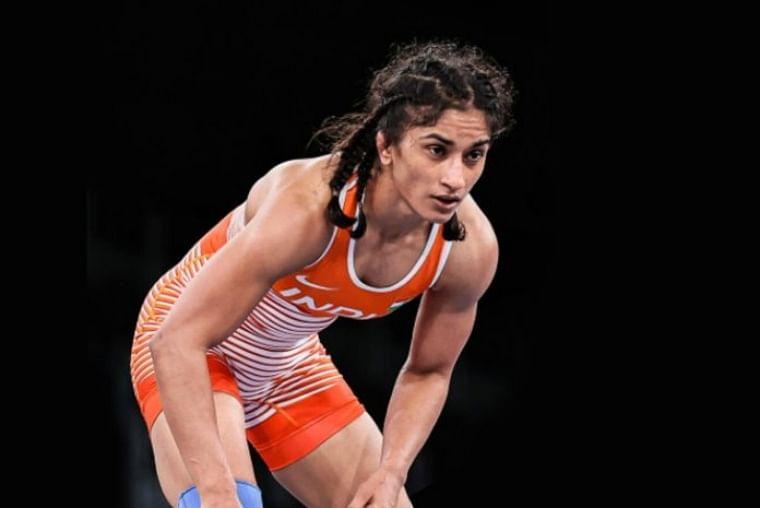 Tokyo Olympics 2020: Vinesh Phogat makes shock exit, Anshu Malik too loses repechage bout