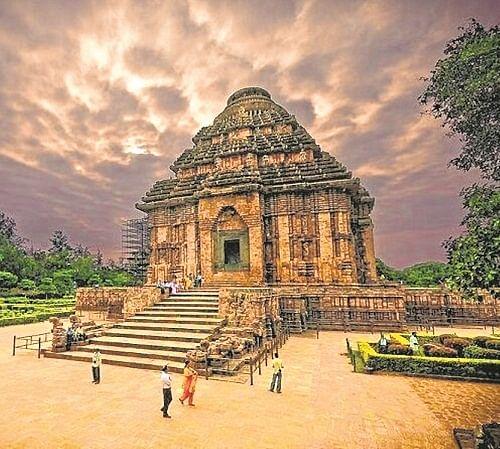 Konark Sun Temple reopens for tourists