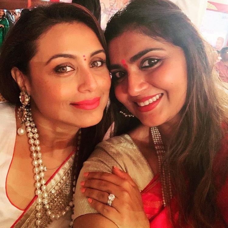 FPJ Exclusive: Rani Mukerji's sister-in-law, Jyoti, returns to TV after 16 years with Tera Mera Saath Rahe