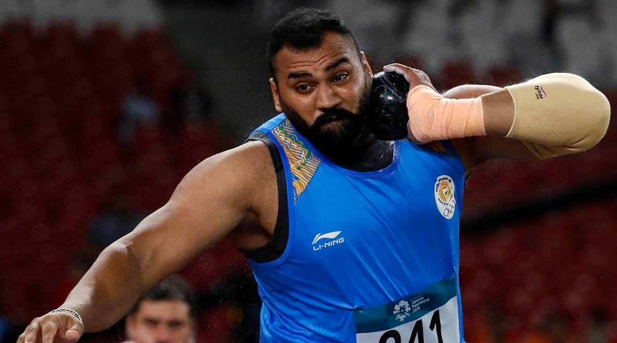 Tokyo Olympics 2020: Tajinderpal Singh Toor fails to qualify for Men's Shot Put final event; finishes 13th in Group A qualification