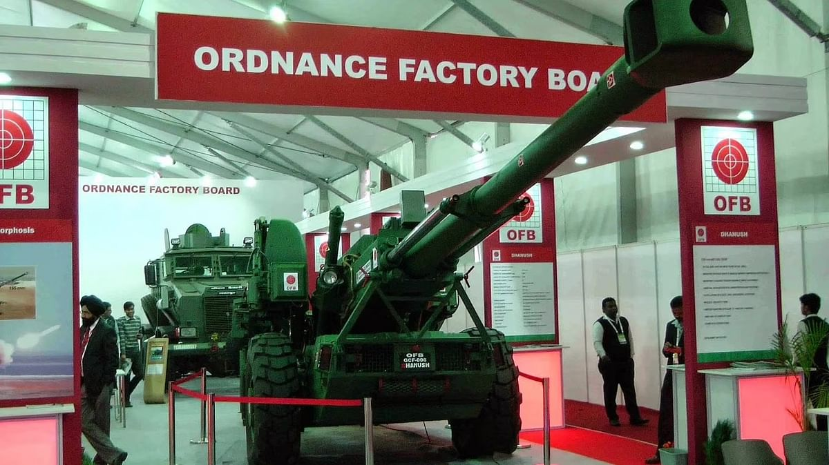 Prosenjit Datta examines the brouhaha over the Ordnance Factory Board corporatisation