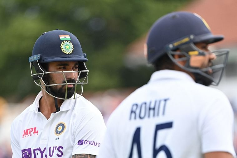 IND vs ENG, 1st Test, Day 2: Rohit Sharma falls after good start, KL Rahul unbeaten on 48