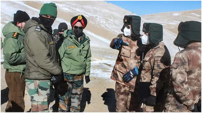 India, China agree to resolve eastern Ladakh issues in 'expeditious manner'