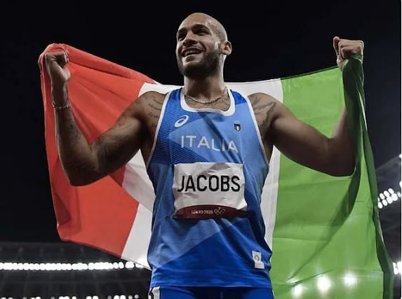 Italian Jacobs fastest; Takes surprising gold in Tokyo Olympic with a time of 9.8 seconds