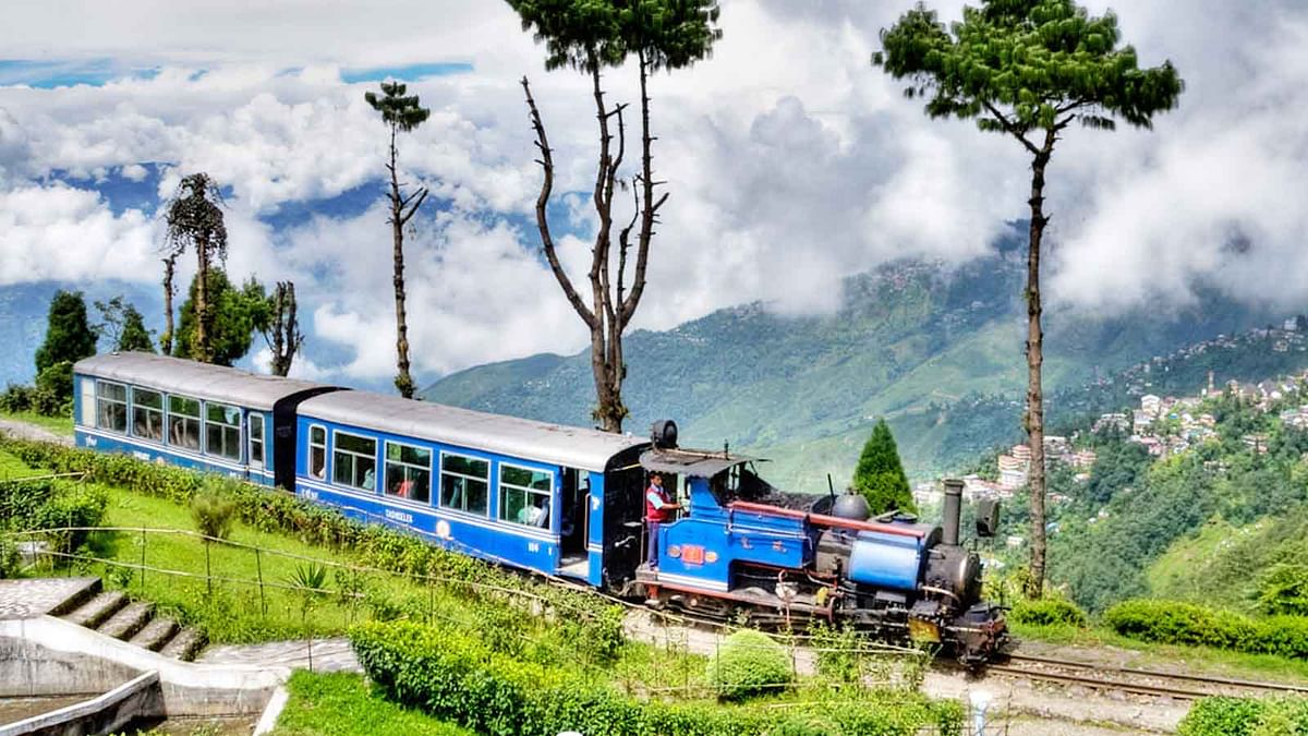 5 most scenic railway routes in India you should travel through at least once
