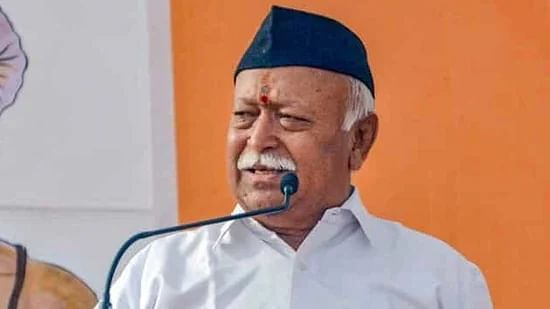 Uttar Pradesh man arrested for 'objectionable' comments about RSS chief Mohan Bhagwat on WhatsApp