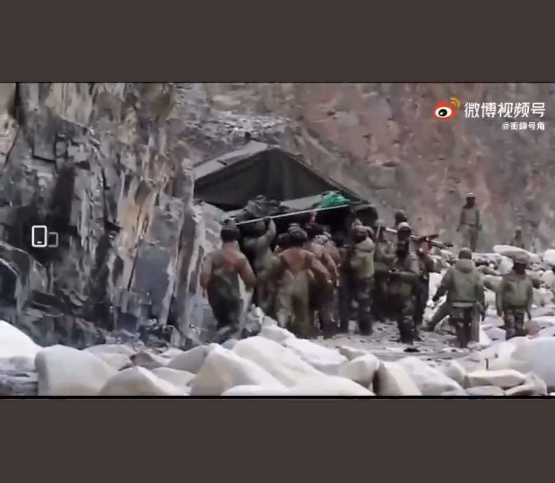 Watch Video: China releases footage of 2020 Galwan clash days after 12th round of military talks with India