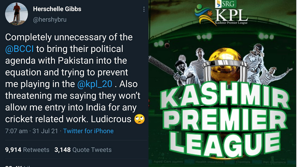 Is BCCI warning ICC members to withdraw from Kashmir Premier League? Here's what Indians think of the move