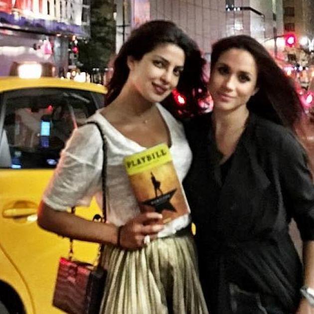 'Bravo, my friend': Priyanka Chopra Jonas pens sweet note to wish Meghan Markle on birthday