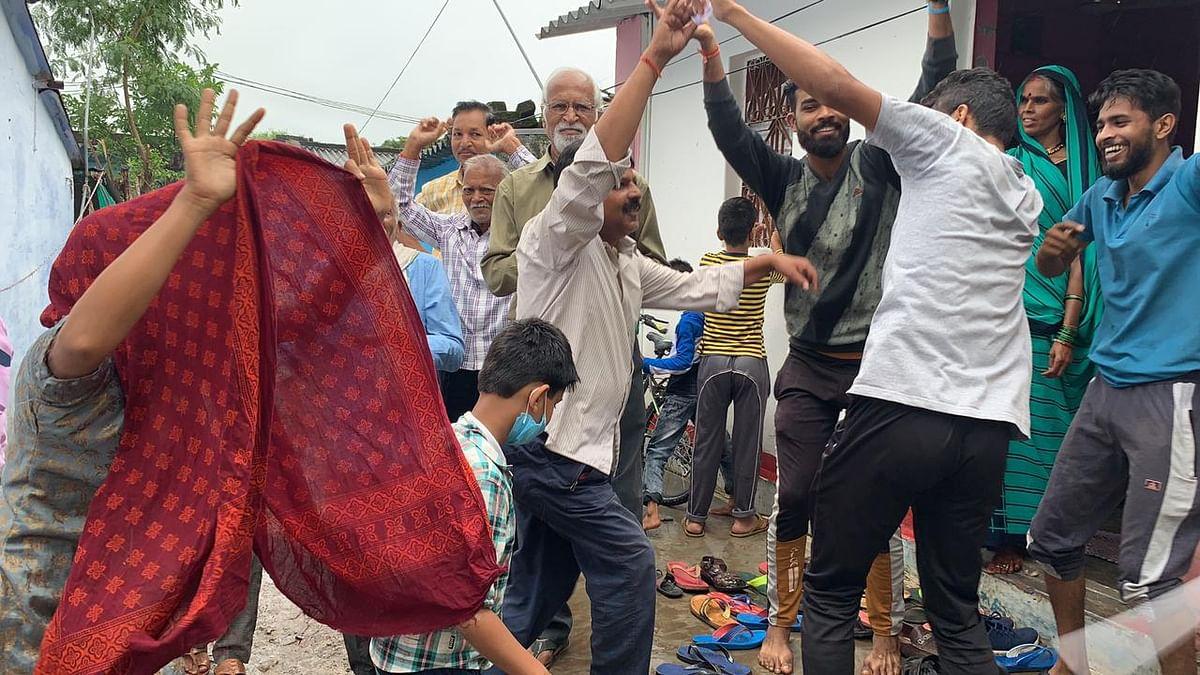 Madhya Pradesh Boy's village Chandaun erupts into jubilation: Tokyo Hockey Bronze