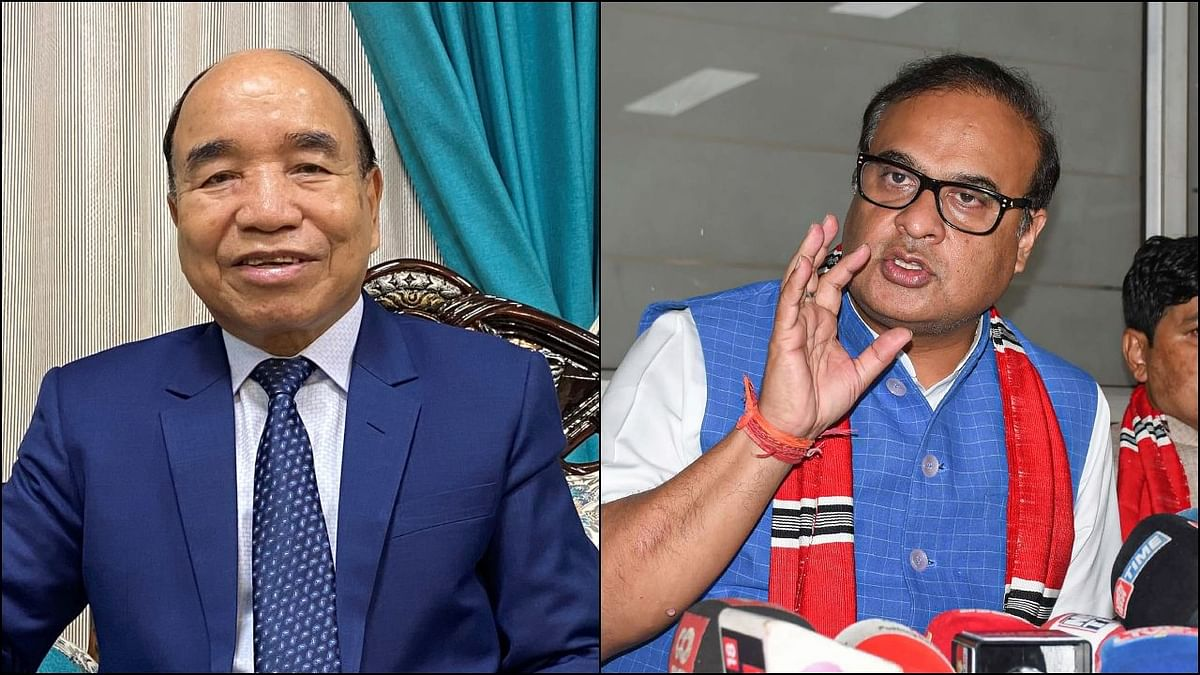 2 Mizoram ministers, home secy to engage in border dispute talks with Assam
