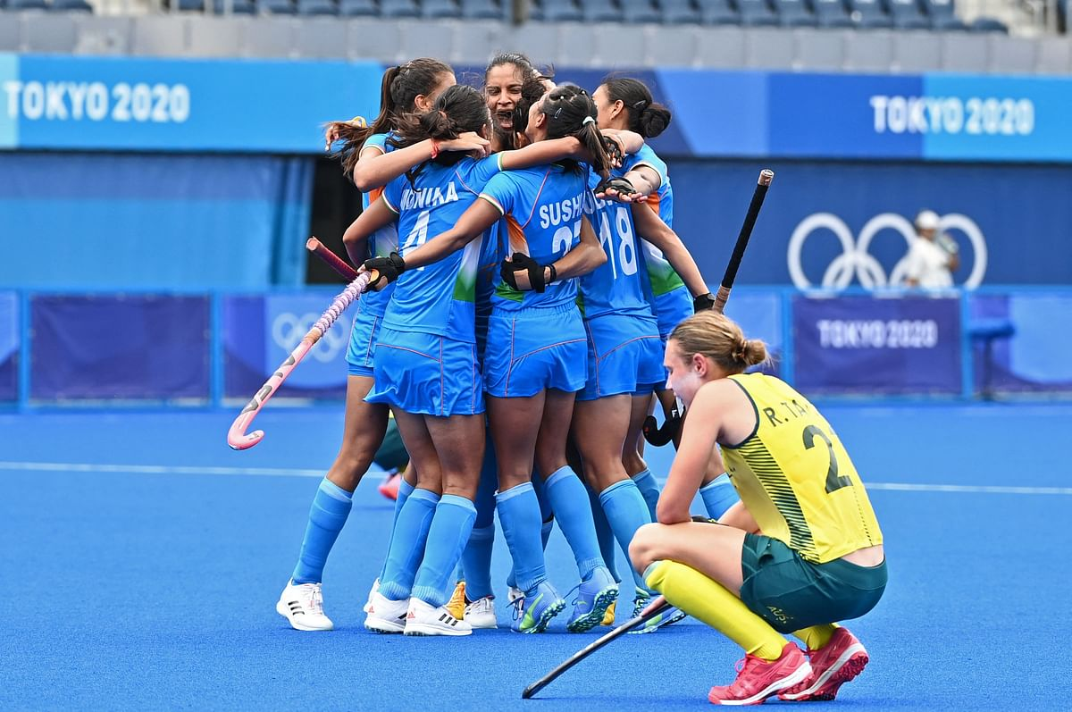 'Alexa play Chak De India': Netizens cheer as India reaches women's hockey semifinals for the first time in Olympics