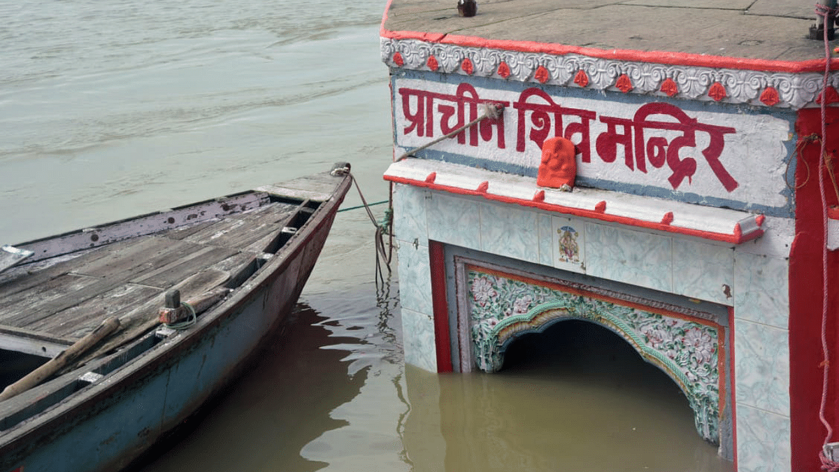 North and central India grapples with waterlogging due to heavy rains; see photos & videos