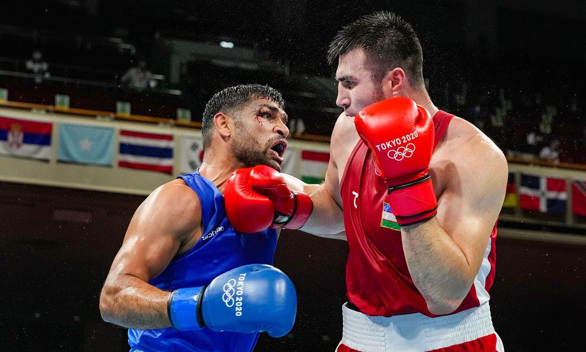 Tokyo Olympics: Bruised and battered; Satish Kumar's debut turns nightmare against world champion Jalolov