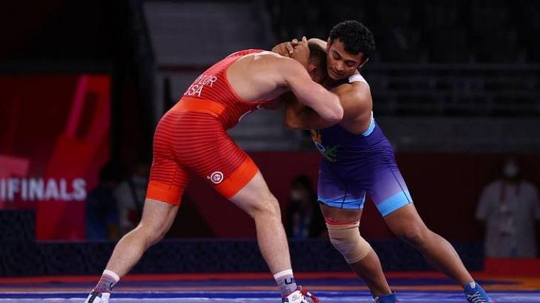 Tokyo Olympics 2020: Wrestler Deepak Punia loses semifinal against David Taylor in men's freestyle 86kg semi-final