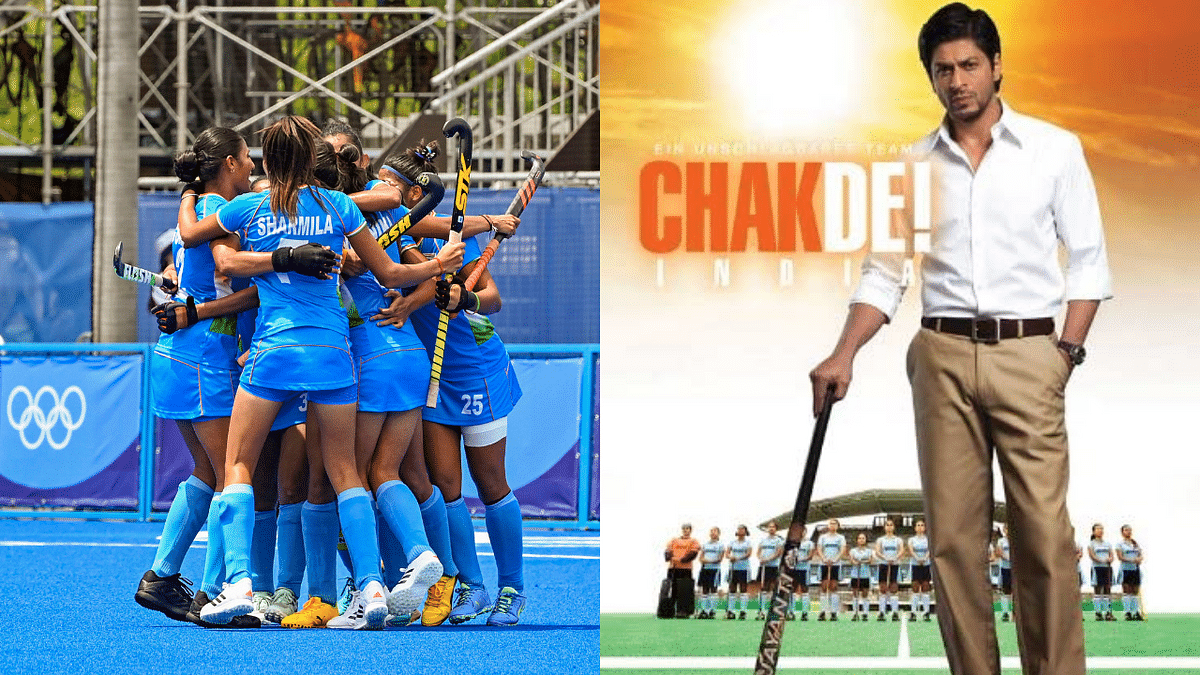 'And Karan Johar inspired students with SOTY...': Dhruv Rathee, others praise 'Chak De India' for inspiring Indian hockey players; netizens irked