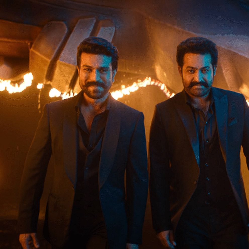 Dosti: Jr NTR and Ram Charan's 'RRR' music video is a tribute to friendship