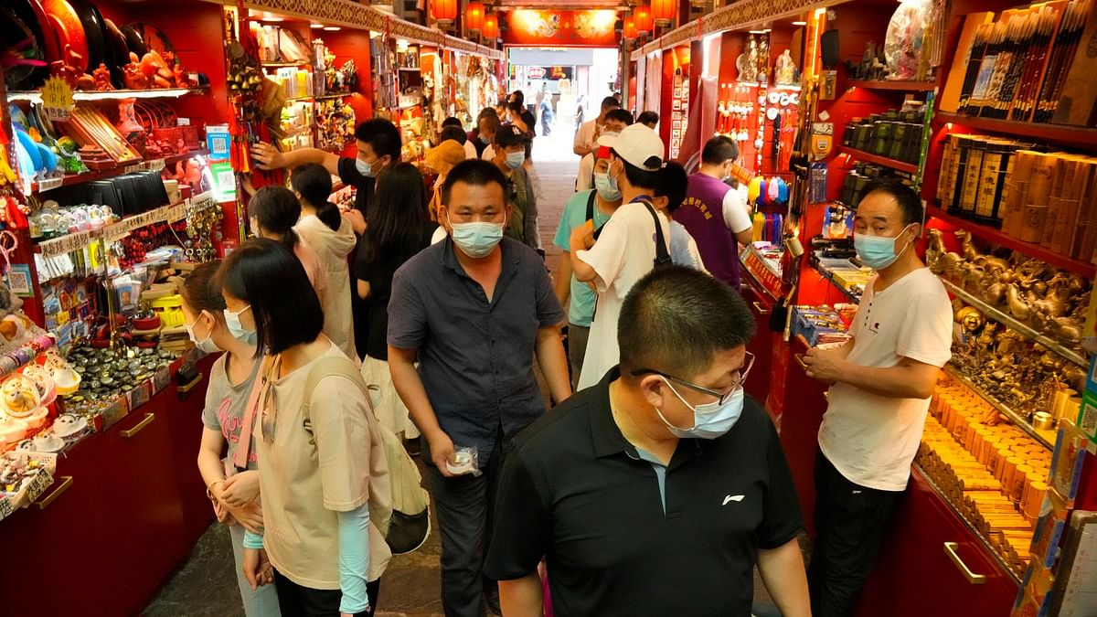 China orders mass COVID-19 testing in Wuhan as cases resurface