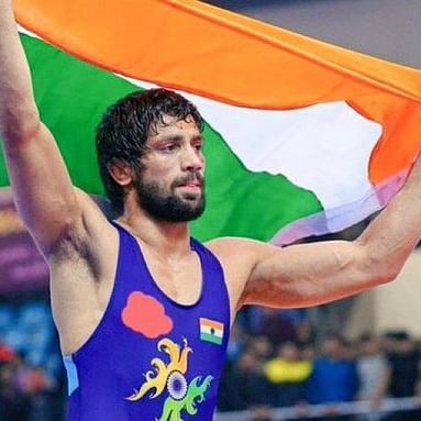 'True symbol of Indian sporting spirit': Suniel Shetty, Anil Kapoor and others congratulate wrestler Ravi Dahiya for winning silver medal at Olympics