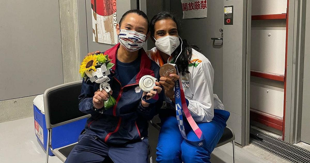 Badminton at Tokyo Olympics: PV Sindhu's kind gesture left Tai Tzu in tears after loss to China's Chen Yu Fei