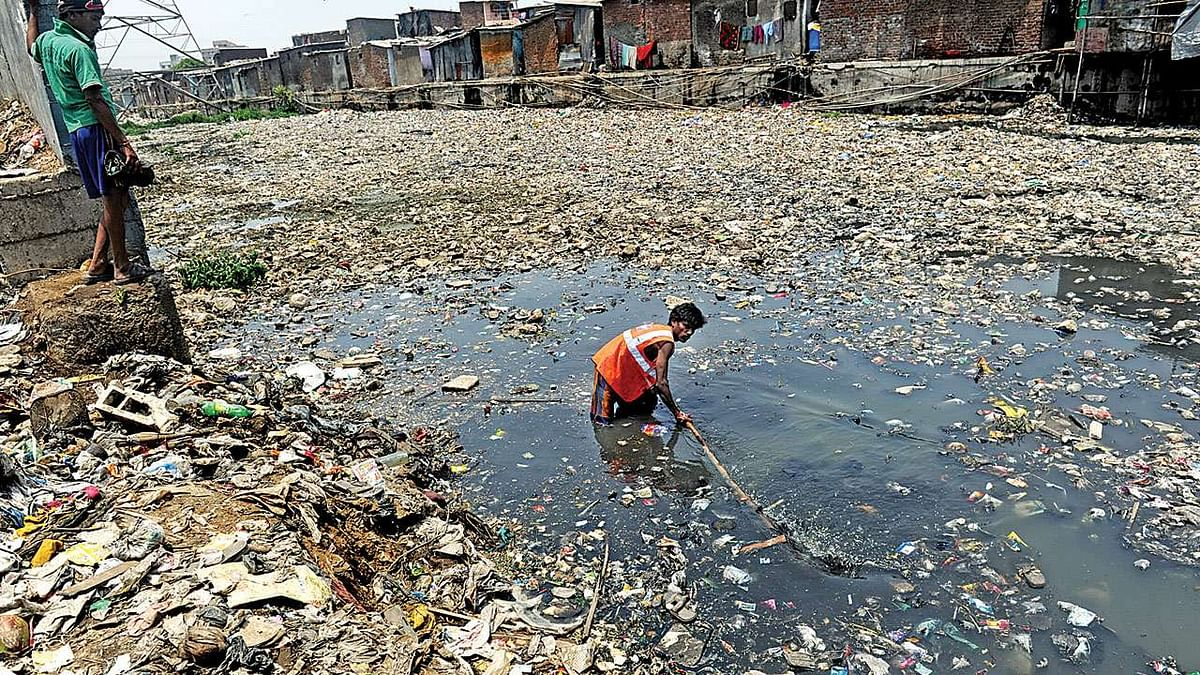 FPJ Special: Is Mumbai's 130-year-old sewage disposal system enough to handle waste generated by 12.91 million people?