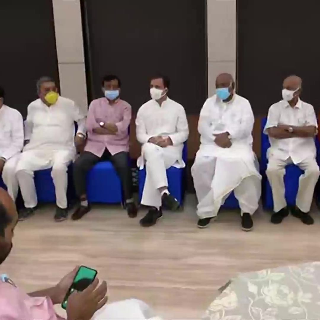 Parliament Monsoon Session Live Updates: Opposition leaders attend Rahul Gandhi's breakfast meeting