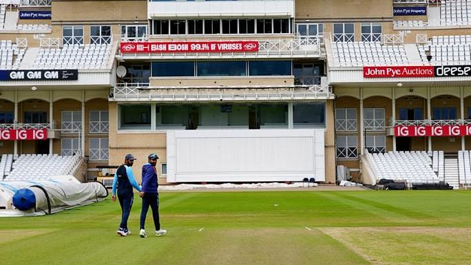 IND vs ENG, 1st Test: Day 1 weather update; cloudy skies in Nottingham, fewer chances of rain